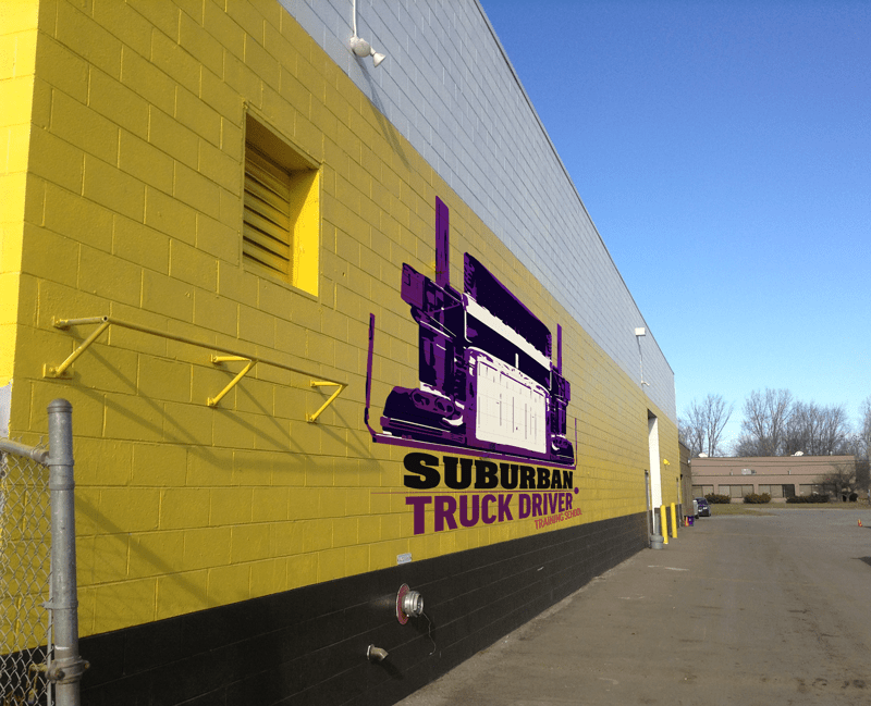 Suburban Truck Driver Training School